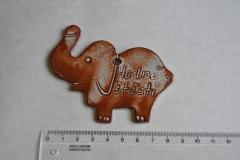 Slon - hodně štěstí